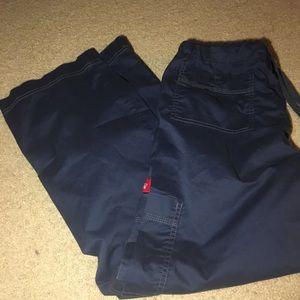 Dickies scrub pants